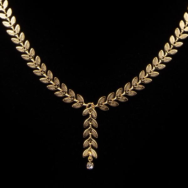 Set placat cu aur SaraTremo 2