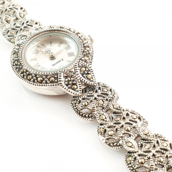 Ceas din argint masiv SaraTremo 3