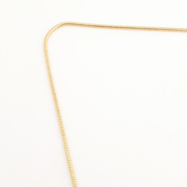 Colier placat cu aur SaraTremo 4