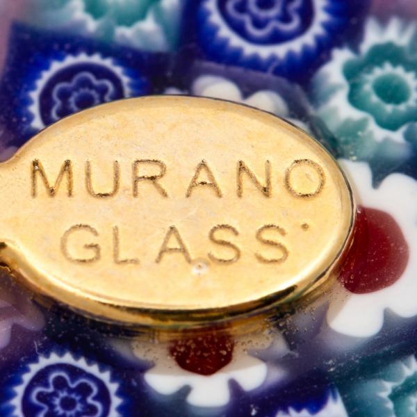Colier sticla de Murano