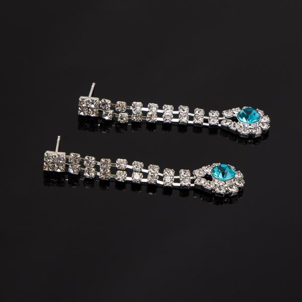 Set bijuterii cu strasuri Burning Trend by SaraTremo 2