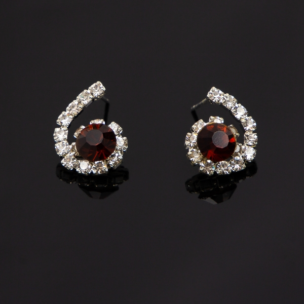 Set bijuterii cu strasuri Burning Trend by SaraTremo 1