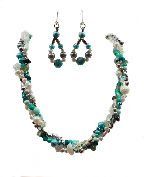 Set bijuterii handmade Class 0