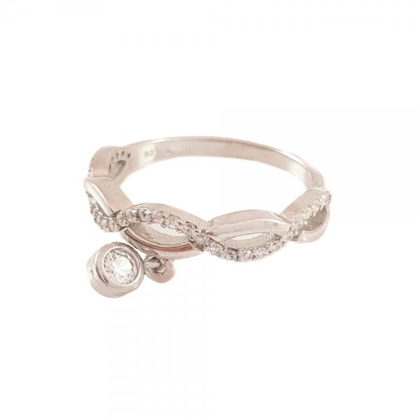 Inel cu charm Silver din argint 925