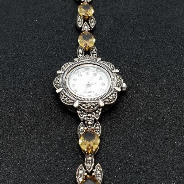 Ceas din argint masiv Gloria by SaraTremo