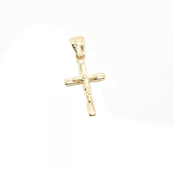 Cruciulita placata cu aur Continuum