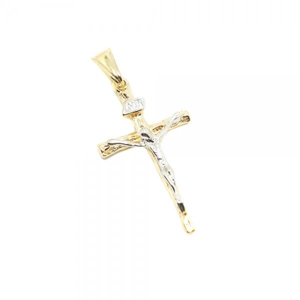 Cruciulita placata cu aur Galileea