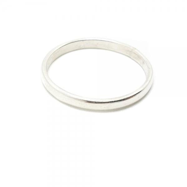 Inel tip verigheta din argint 925 Silvero