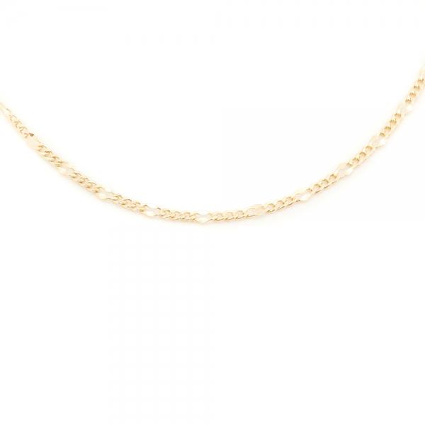Lantisor 44 cm placat cu aur Emery