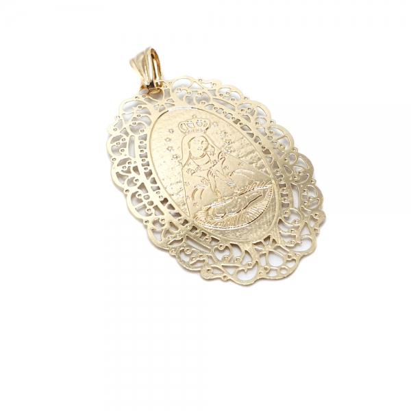 Medalion placat cu aur Chorus