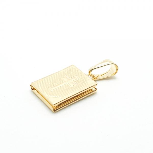 Medalion pentru fotografie The Book