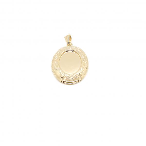 Medalion pentru fotografie Noble