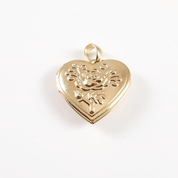Medalion pentru fotografie Heart