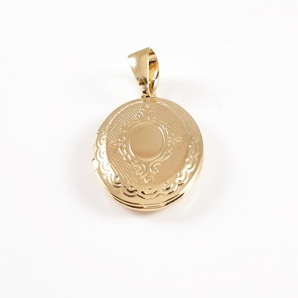 Medalion pentru fotografie Mirror